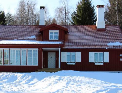 Tillbyggnad Västanvik, Leksand