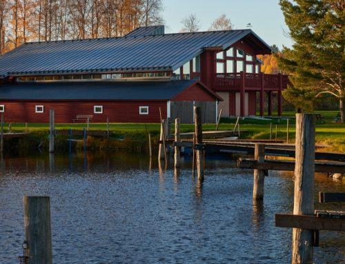 Roddens hus, Leksand