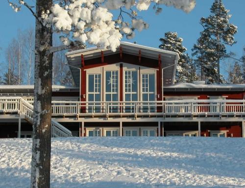 Villa Sunnanäng, Leksand