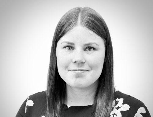 Ny medarbetare på kontoret i Leksand