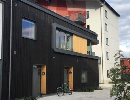 Gårdshus Bo17, Linköping