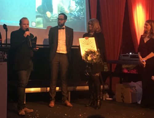 Årets företagare i Leksand!