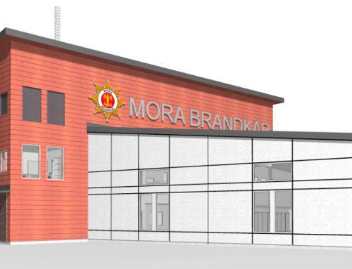 Mora Brandstation