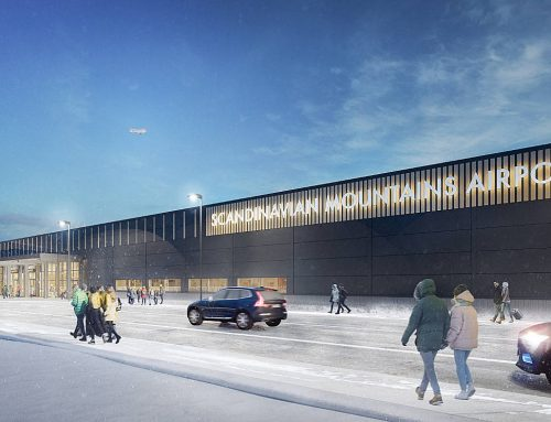 Scandinavian Mountains Airport, Sälen